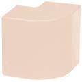 Внешний угол КМН 15х10 ИЭК серии Элекор цвет Сосна (уп. 4 шт)