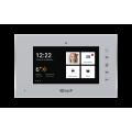 AQ-07L SILVER Монитор IP-видеодомофона цветной AQ-07L SILVER BAS-IP