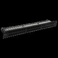 """Патч-панель Патч-панель высокой плотности 19"""" 48хRJ-45 UTP Cat.5e 1U (10-0406) SUPRLAN"""