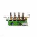 Дополнительная панель видеовходов MB-BNC4 AGC