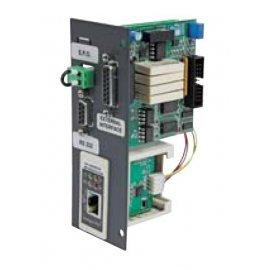 Адаптер мониторинга для источника бесперебойного питания серии Solo, Trio, Extra Адаптер SNMP (SNMPMMD)