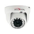 PD1-A1-B2.8 v.2.1.2 Видеокамера мультиформатная купольная Polyvision