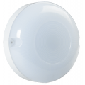 Светильник светодиодный ДПО 1001 8Вт 4000K IP54 с акустическим датчиком IEK