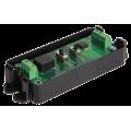 Активный одноканальный приемник 1080p видеосигнала до 750 метров с дополнительной помехозащитой AVT-RX1102AHD