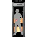 Металлодетектор арочный КОРДОН С2