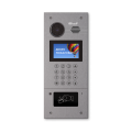 AA-07B SILVER SS Вызывная панель подъездного IP-домофона AA-07B SILVER SS BAS-IP