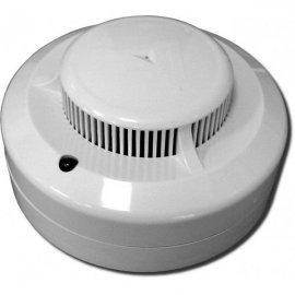 Извещатель пожарный дымовой оптико-электронный точечный ИП 212-141 с защитной сеткой (металлическая)