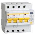 Автоматический выключатель дифференциального тока АД-14 4п С32А 30мА ИЭК