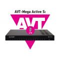 16-ти канальный комплект для передачи AHD/CVI/TVI 5Mp/4Mp/1080p AVT-Mega Active S