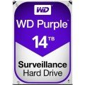 HDD 14000 GB (14 TB) SATA-III Purple (WD140PURZ) Жесткий диск (HDD) для видеонаблюдения HDD 14000 GB (14 TB) SATA-III Purple (WD140PURZ) Western Digital