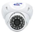 МВК-M1080 Ball (3,6) Видеокамера мультиформатная купольная БайтЭрг