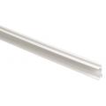 Разделительная перегородка высотой 40мм ИЭК серии Праймер цвет Белый (Цена за 1 Метр)