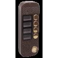 JSB-V084КТМ PAL (медь) накладная Видеопанель вызывная цветная JSB-Systems
