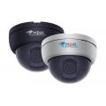 МВК-2981В (2,8-11) (темные) Видеокамера мультиформатная купольная БайтЭрг