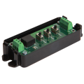 Активный одноканальный приемник 720p видеосигнала до 1700 метров AVT-RX1153AHD