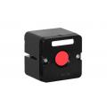 Пост кнопочный ПКЕ 212-1, красный