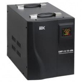 Стабилизатор напряжения ИЭК СНР1-0-5 кВА однофазный