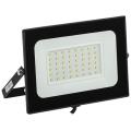 Прожектор светодиодный СДО 06-50 IP65 4000K черный IEK