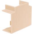 Угол Т-образный (тройник) КМТ 15х10 ИЭК серии Элекор цвет Сосна (уп. 4 шт)