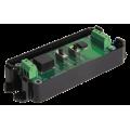 AVT-RX1302TVI Активный одноканальный приемник видеосигнала до 450 метров Инфотех