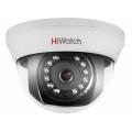 DS-T591 (2.8 mm) Видеокамера HD-TVI купольная HiWatch