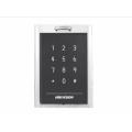DS-K1101MKСчитыватель карт Mifare с сенсорной клавиатурой Hikvision