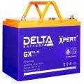 Delta GX 12-75 Аккумулятор герметичный свинцово-кислотный Delta GX 12-75 Delta