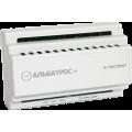 Альбатрос-1500 DIN Блок защиты от высоковольтных импульсов и длительных перенапряжений Бастион