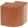 Внешний угол КМН 15х10 ИЭК серии Элекор цвет Дуб (уп. 4 шт)