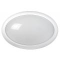 Светильник светодиодный ДПО 5020 8Вт 4000K IP65 овал белый IEK