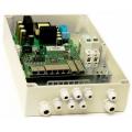 Коммутатор для подключения 6 камер Tfortis PSW-2G 6F+