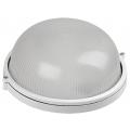 Светильник НПП1301 круглый белый термостойкий 60Вт IP54 ИЭК