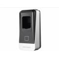 DS-K1201MF Считыватель контроля доступа биометрический Hikvision