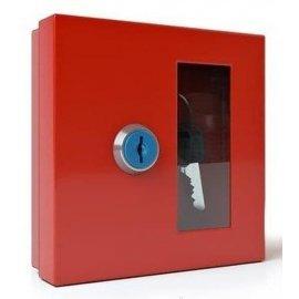 Ключница на 1 ключ (К-01) (красная) Ключница на 1 ключ ТОИР-М