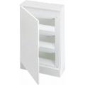 Бокс настенный ABB Basic E 36М белая непрозрачная дверь (с клеммами) BEW401236