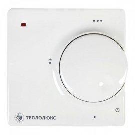 ТЕПЛОЛЮКС 510 Терморегулятор для теплого пола белый