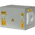 Ящик с понижающим трансформатором ЯТП-0,25 230/36-2 36 УХЛ4 IP30 IEK
