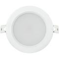 Светильник светодиодный ДВО 1820 PRO круг 15Вт 4000K IP54 белый IEK