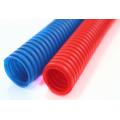 Труба гофрированная из ПНД для защиты металлопластиковой трубы