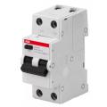 АВДТ ABB Basic M 1P+N 6А C 30мA BMR415C06 Автоматический выключатель дифференциального тока