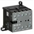 Мини-контактор ABB B6-22-00-80 (9A при AC-3 400В), катушка 230В AC, с винтовыми клеммами