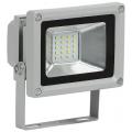 Прожектор светодиодный СДО 05-10 светодиодный серый SMD IP65 IEK