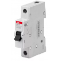 Автоматический выключатель ABB Basic M 1P 6A C 4.5кА BMS411C06
