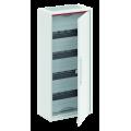 Шкаф ABB 48 М ComfortLine 650x300x160 навесной IP44 c винтовыми клеммами N/PE (CA14VZRU)