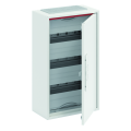 Шкаф ABB 36 М ComfortLine 500x300x160 навесной IP44 c винтовыми клеммами N/PE (CA13VZRU)