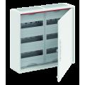 Шкаф ABB 72 М ComfortLine 500x550x160 навесной IP44 c винтовыми клеммами N/PE (CA23VZRU)