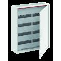Шкаф ABB 96 М ComfortLine 650x5500x160 навесной IP44 c винтовыми клеммами N/PE (CA24VZRU)