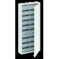 Шкаф ABB 192 М ComfortLine 1250x550x160 навесной IP44 c винтовыми клеммами N/PE (CA28VZRU)