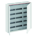 Шкаф ABB 180 М ComfortLine 800x800x160 навесной IP44 c винтовыми клеммами N/PE (CA35VZRU)