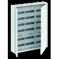 Шкаф ABB 216 М ComfortLine 950x800x160 навесной IP44 c винтовыми клеммами N/PE (CA36VZRU)